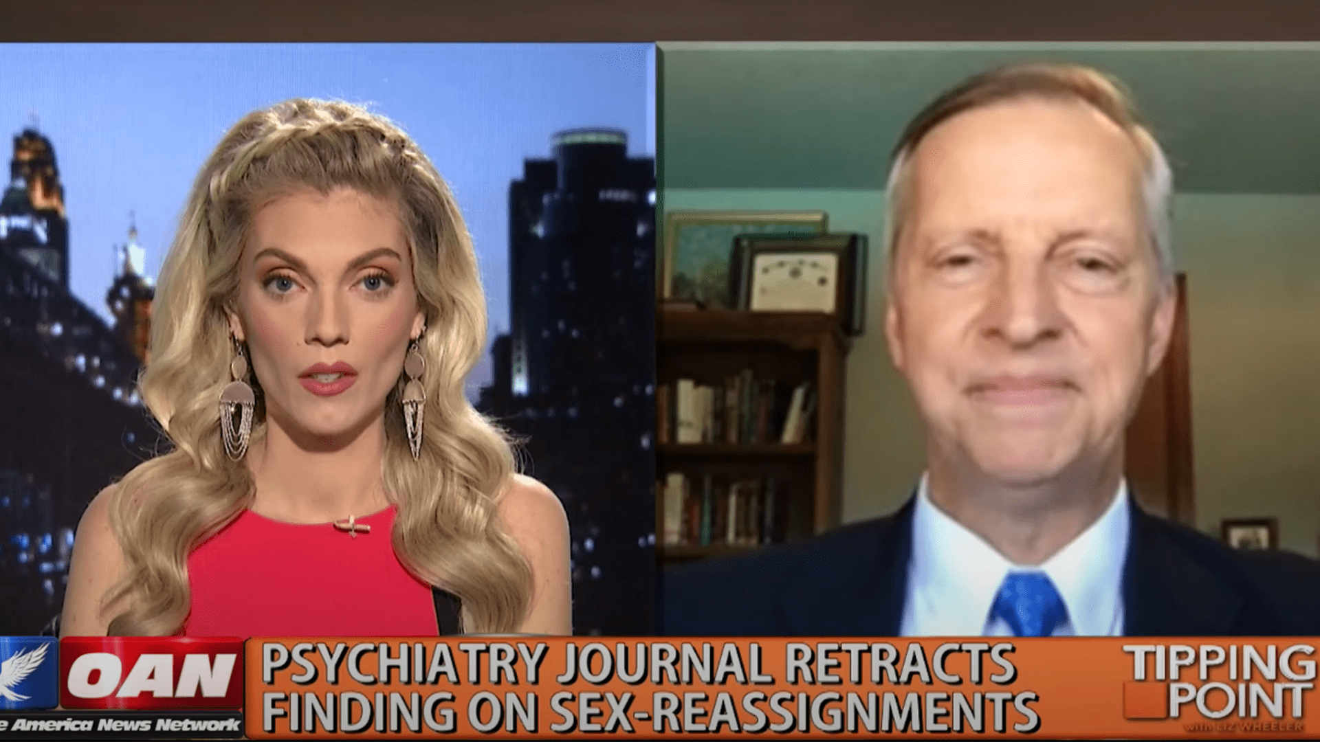 Psychiatry Journal Retracts Findings about Sex-Reassignments